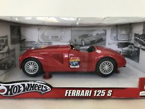 Hot Wheels Ferrari 125S