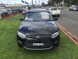 2011 FORD TERRITORY TITANIUM TURBO DIESEL 7 SEATER. Leumeah Campbelltown Area Preview