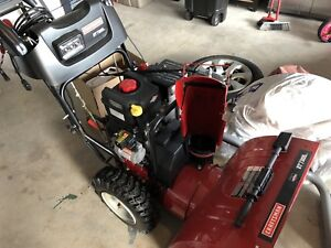 ITS ON HOLD - Craftsman Snowblower. - on hold