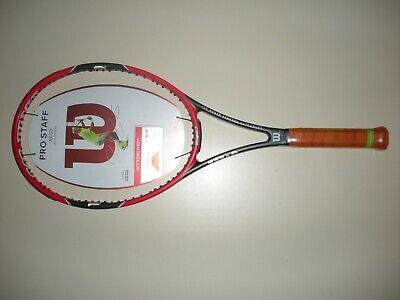 Tennisschläger Wilson Pro Staff 97 Countervail besaitet in L3