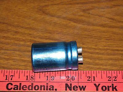 Mallory Cg332u025r2c Aluminum Electrolyic 3300mfd 25vdc