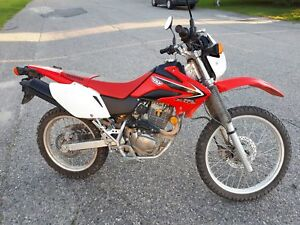2005 Honda CRF230L low mileage
