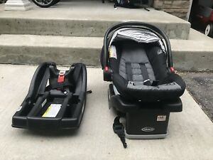 GRECO Infant Car Seat/Carrier Click & Connect
