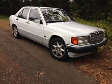 Mercedes Benz 190e Frenchs Forest Warringah Area Preview