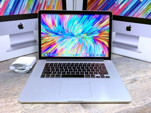 "Apple MacBook Pro 15"" Retina 2014-2015 / 3.4Ghz Core i7 / 16GB RAM / 1TB SSD"