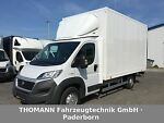 Fiat Ducato Koffer Ladebordwand 750Kg
