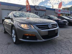 2012 Volkswagen CC Sportline/LEATHER/SUNROOF/BLUETOOTH/LOW KMs