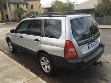 Great medium family car - 2005 Subaru Forester Wagon North Fremantle Fremantle Area Preview