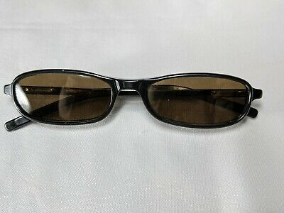 Gucci GG 1416 Rectangle Sunglasses Italy Frames Small Vtg 130