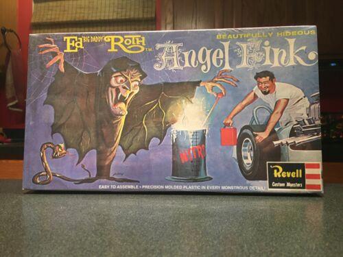 Rare Revell Angel Fink Ed Big Daddy Roth SEALED Model Kit Rat Fink