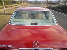 1975 Mercedes-Benz 280 Sedan Mount Barker Mount Barker Area Preview
