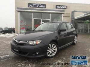 2011 Subaru Impreza 2.5i LIMITED Leather/Sunroof/Automatic