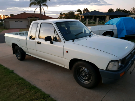 1991 Toyota Hilux Space Cab