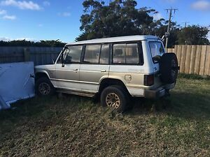 Pajero 89 NG wreck free Foster South Gippsland Preview