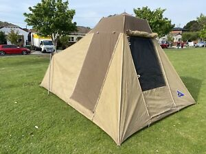 Canvas Tent, Freedom tent, Family Tourer