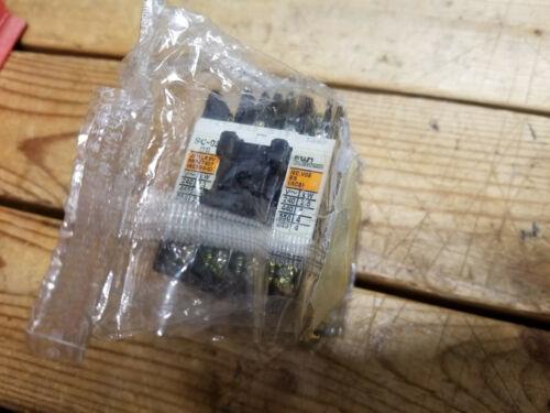 Fuji electric sc-03 contactor