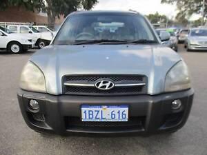 2005 Hyundai Tucson Automatic Low KMS Wagon Wangara Wanneroo Area Preview