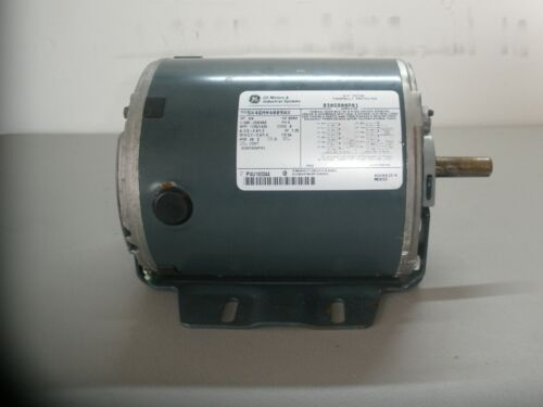GE GENERAL ELECTRIC  5K46MN4009AX B305800P01 1725 rpm 3/4hp ELECTRIC MOTOR
