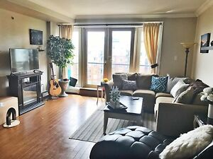 2 bedroom apartment - August 1