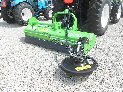 Heavy Equipment Attachments - Flail Mower