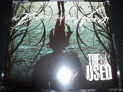 The Used The Bird And The Worm (Australia) CD Single – Like New