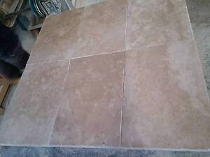 Turkish IVORY Travetine Pavers 600x400x30mm (tumbled) Botany Botany Bay Area Preview