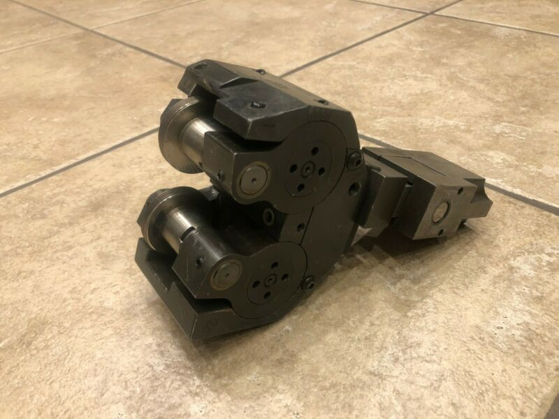 Reed BC-14 (BC-13) Thread Rolling Head With Adapter Block