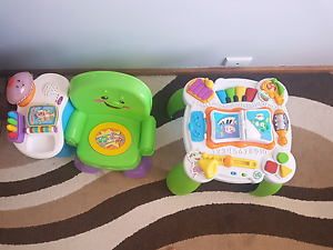 Activity table and chair Wetherill Park Fairfield Area Preview