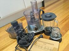 Food Processor, Juicer, Cookware set, knife block set & more... Nunawading Whitehorse Area Preview