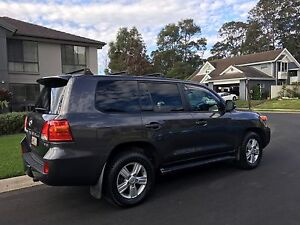 2012 Toyota LandCruiser Wagon Valentine Lake Macquarie Area Preview