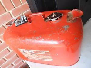 Vintage Outboard Motor Fuel Can $25 Mitchell Park Marion Area Preview