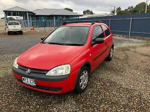 2001 Holden Barina CITY Manual Hatchback Rosewater Port Adelaide Area Preview