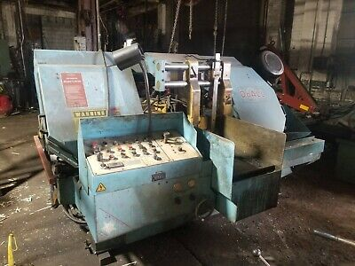 Doall C410-a Automatic Horizontal Bandsaw