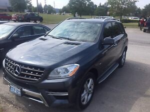 2012 Mercedez Benz ML350 BlueTec Diesel engine for sale