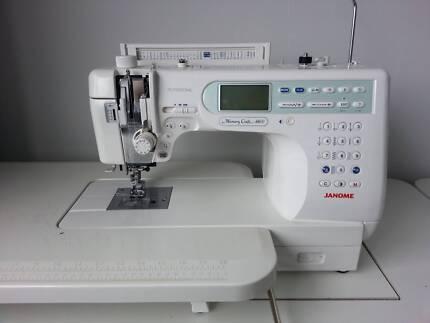 Janome Semi industrial sewing machine 6600P