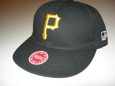 Pittsburgh Pirates Hat MLB Replica Adjustable  Baseball Cap Youth - Pirates Hats