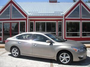 2014 Nissan Altima 2.5 SL SUNROOF HTD LEATHER! BACK UP CAMERA!!