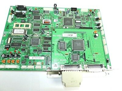 Canon Ms 500 Microfilm Scanner Main Control Processing Board Mg1-3162 Mg1-2583