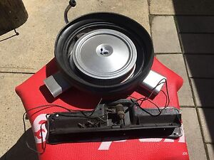 1974 Chevrolet Corvette OEM Cowl Hood Induction/Air Cleaner