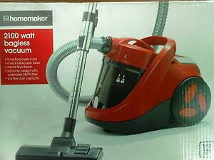 Bagless Vacuum Cleaner 2100 watt, spare filter, used a few times Newtown Geelong City Preview