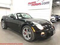 2008 Pontiac Solstice GXP Leather Chrome Wheels