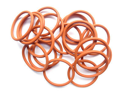 50X O Rings Seals Maintenance Kit Suitable For Jura Brew Group Infusion Piston