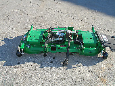 Very Nice John Deere 2320  54d Drive Over Mower Deck
