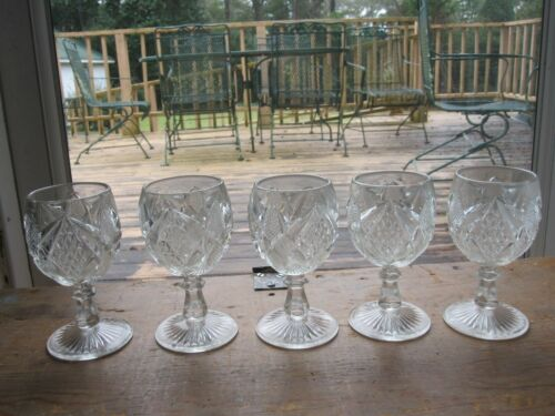 Pennsylvania by US Glass - 5 Goblets