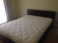 Queen size bed with mattress St Albans Brimbank Area Preview