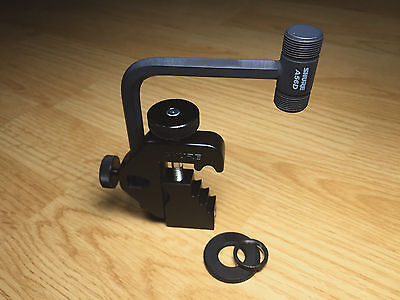 - Shure A56D Microphone Mic Drum Mount Mounting Clamp  Clip for Snare & Tom NEW!
