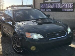 2007 SUBARU OUTBACK 2.5 XT LIMITED AWD MINT CONDITION