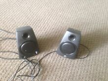 Speakers plug in great condition Oakwood Inverell Area Preview