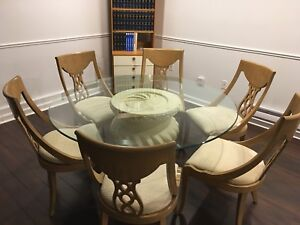 European Dining Set