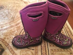 Bogs boots for girl